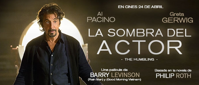 La sombra del actor  -The Humbling-